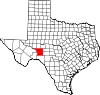 Crockett County, Texas